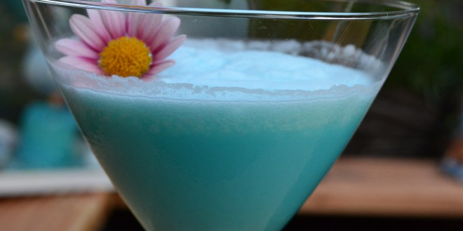 Blue Lady Cocktail Thermomix
