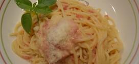 Spaghetti Carbonara Thermomix