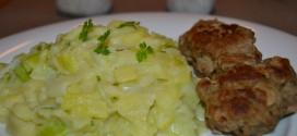 Kartoffelporreetopf