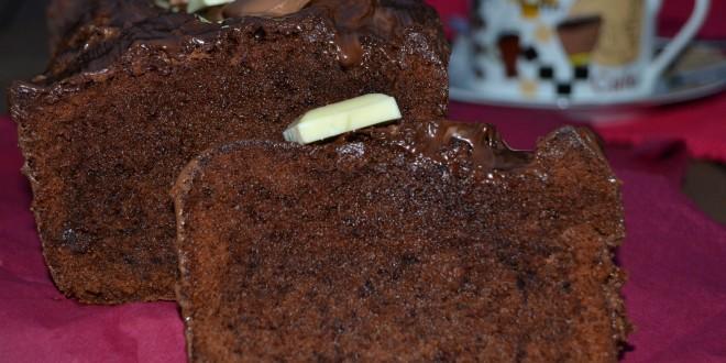 Schokoladenkuchen aus dem Thermomix