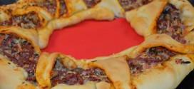 Pizzakranz quattro stagioni