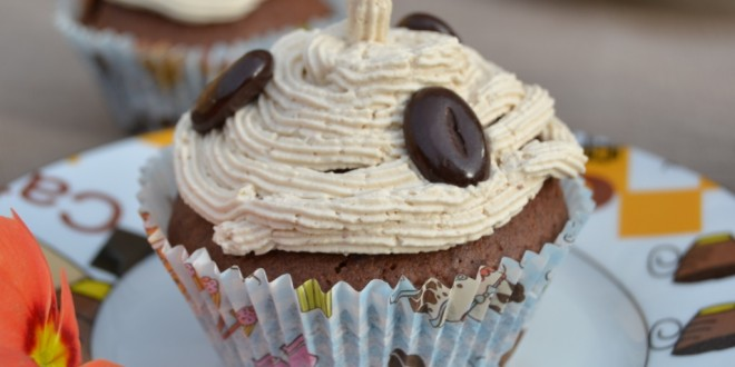 Cappuccino-Cupcakes aus dem Thermomix