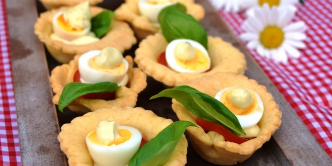 Fingerfood aus dem Thermomix