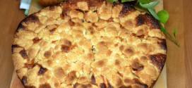 Apfelstreuselkuchen aus dem Thermomix
