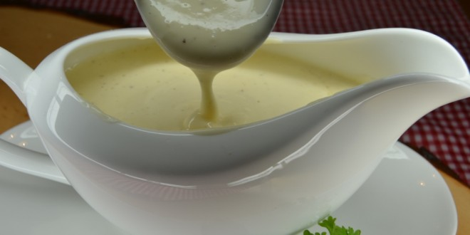 Bechamelsauce Thermomix