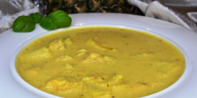 Currycremesuppe Thermomix