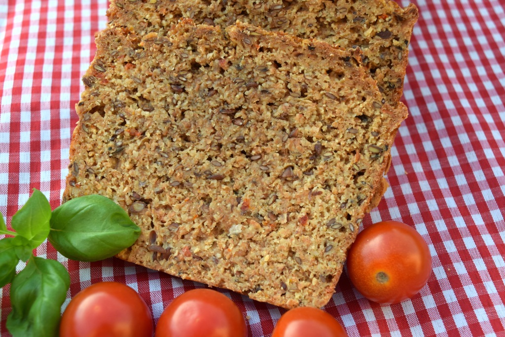 Low carb Brot aus dem Thermomix