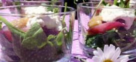 Vorspeise im Glas aus dem Thermomix
