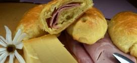 selbstgemachte Croissants aus dem Thermomix