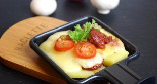 Raclettepfännchen Chorizo