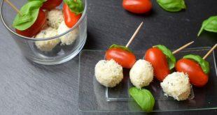 Tomate-Mozarella aus meinem Thermomix