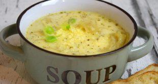 Zwiebelsuppe aus meinem Thermomix