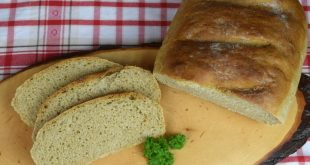 Weizen-Mischbrot aus meinem Thermomix