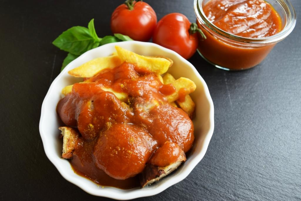 Currywurst Thermomix
