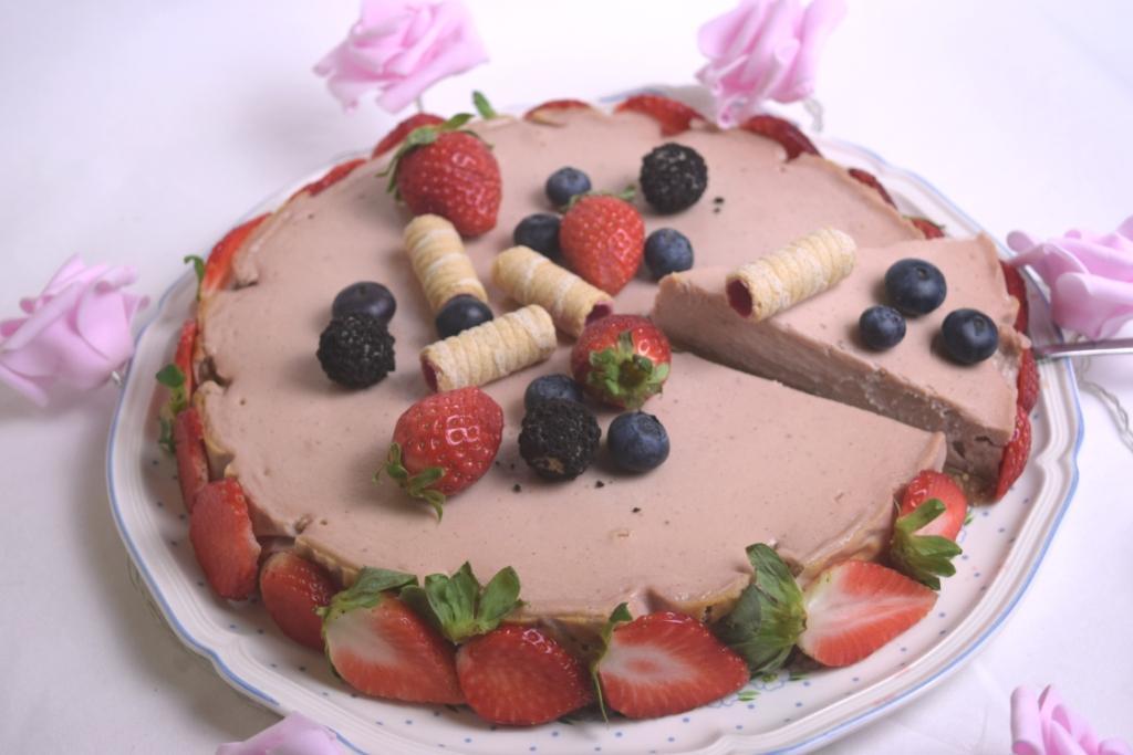 Erdbeercheesecake aus dem Thermomix