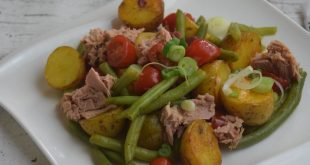 Kartoffelsalat country style aus dem Thermomix
