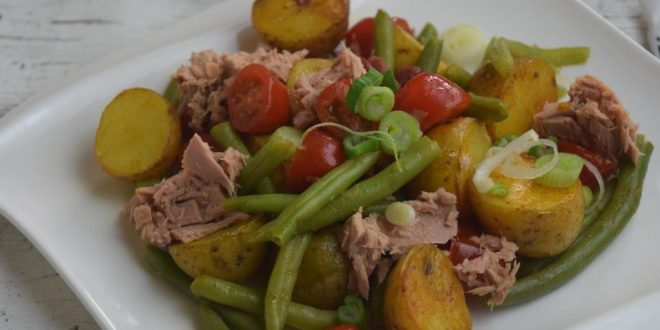 Kartoffelsalat country style aus dem Thermomix