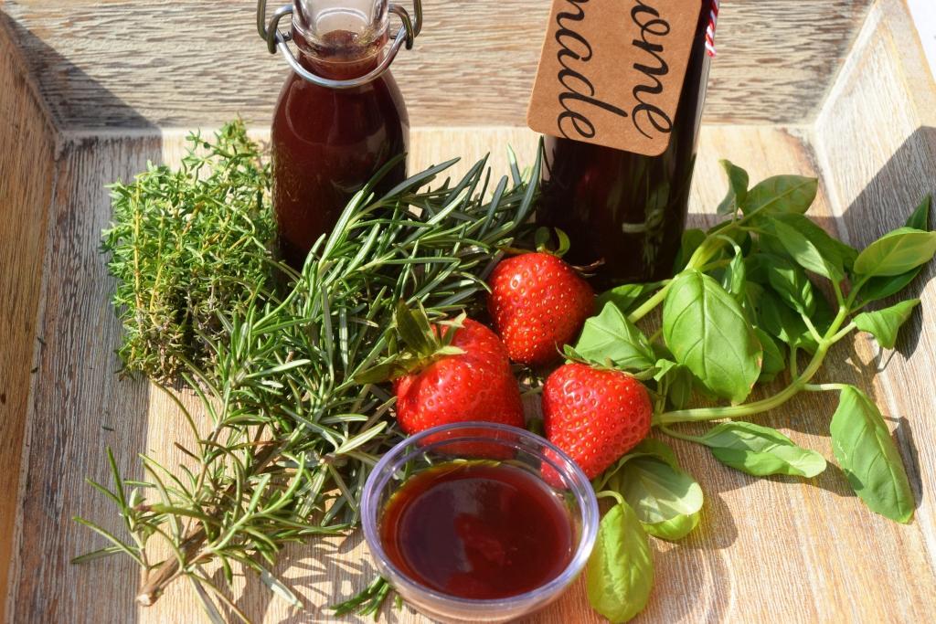 Erdbeer-Balsamico-Creme Thermomix