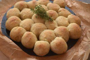 Bubble-Bread perfekt zum Grillabend